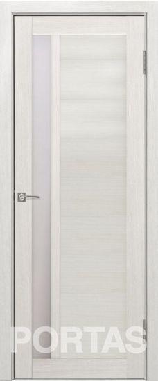 Дверь Французкий дуб  №28S стекло матовое  2000*600 брак
